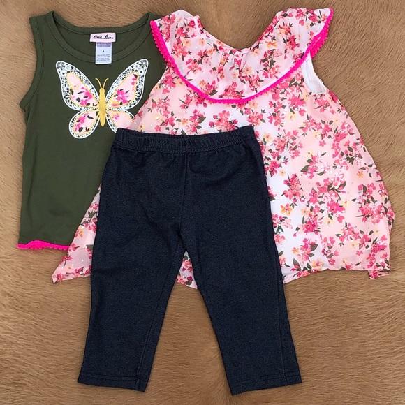 Little Lass Toddler Set Size 4